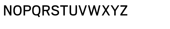 Scout Regular Font UPPERCASE