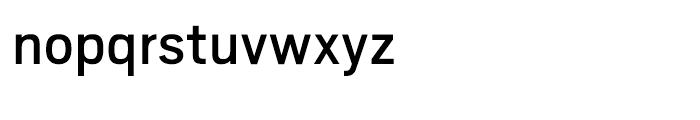 Scout Regular Font LOWERCASE