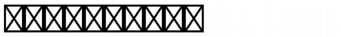 Scaffoldini Ascendente Contrario Font OTHER CHARS