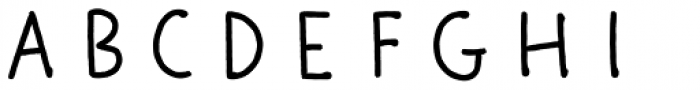 Scandiebox Four Regular Font LOWERCASE
