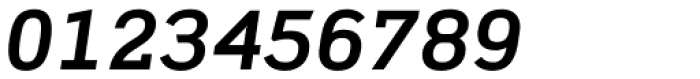 Scene Std Bold Italic Font OTHER CHARS