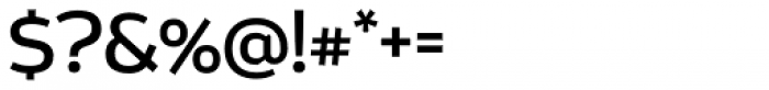Sceptica Medium Font OTHER CHARS