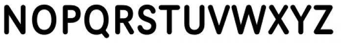 Scheme Regular Font UPPERCASE
