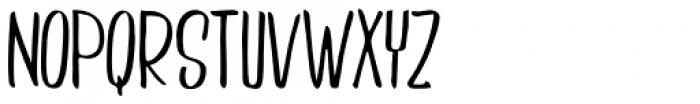 Schiffen Script Sans Font UPPERCASE