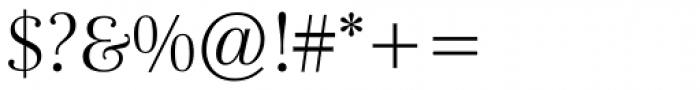 Schneider Libretto BQ Light Font OTHER CHARS