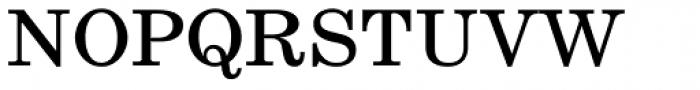 SchoolBook Font UPPERCASE