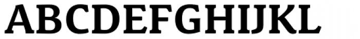 Schuss News Pro Bold Font UPPERCASE