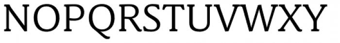 Schuss News Pro Regular Font UPPERCASE