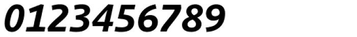Schuss Sans PCG Bold Italic Font OTHER CHARS