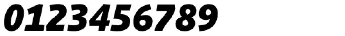 Schuss Sans PCG Heavy Italic Font OTHER CHARS