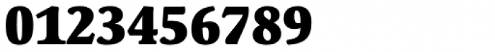 Schuss Serif Pro Heavy Font OTHER CHARS