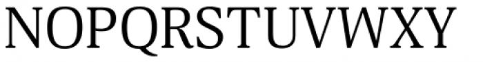 Scientia Font UPPERCASE