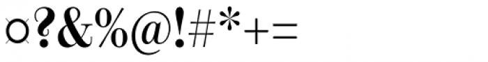 Scotch Deck Condensed Medium Font OTHER CHARS