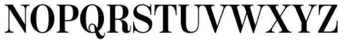 Scotch Deck Condensed Medium Font UPPERCASE