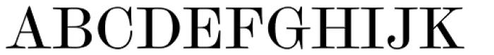 Scotch Modern Font UPPERCASE