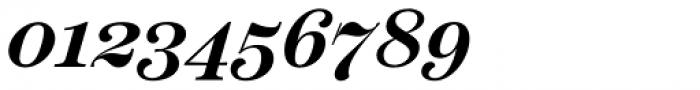 Scotch Text Semi Bold Italic Font OTHER CHARS