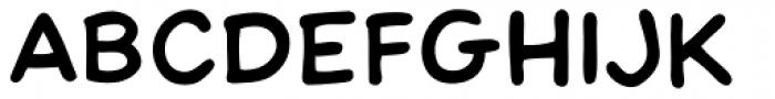 Scott Mc Cloud Bold Font LOWERCASE