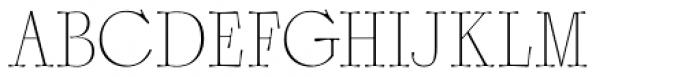 Scottsdale Desert Regular Font UPPERCASE