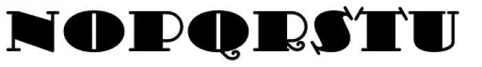 Scram Gravy Std Font UPPERCASE