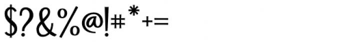 Scrapbooker Sans Font OTHER CHARS