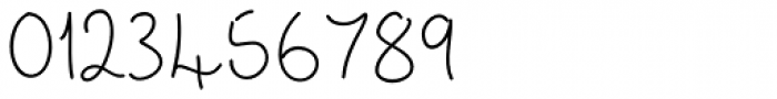 Scrawl Cursive Font OTHER CHARS