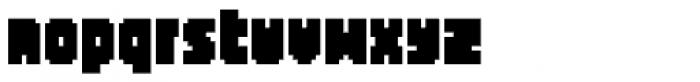 Screen Logger Hot Font LOWERCASE
