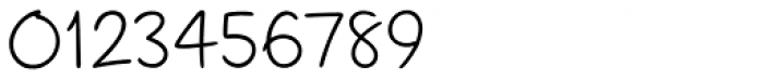 Scribbles AF Biro Font OTHER CHARS