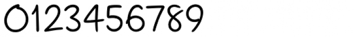 Scribbles AF Felt Tip Font OTHER CHARS