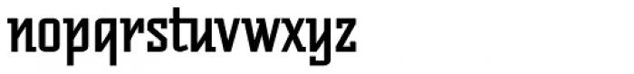 Scriptek Font LOWERCASE