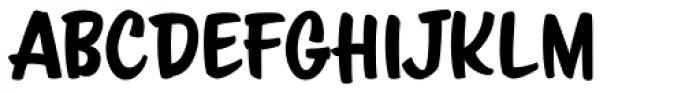 Scriptorama Markdown JF Font LOWERCASE