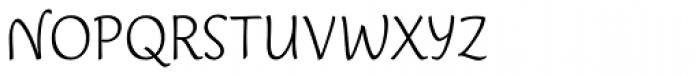 Scritta Nuova Font UPPERCASE