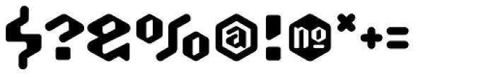 Scrotnig Medium Font OTHER CHARS