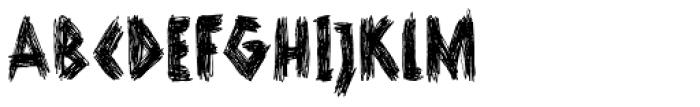 Scurvy Dog Font UPPERCASE