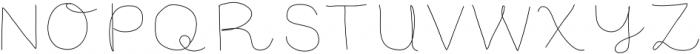 SDDCharis ttf (400) Font UPPERCASE