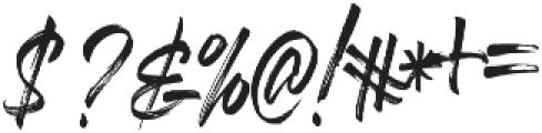SEBLAQUE otf (400) Font OTHER CHARS