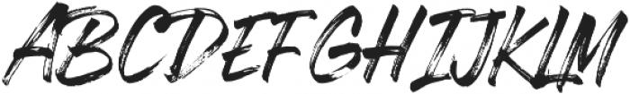 SEBLAQUE otf (400) Font UPPERCASE