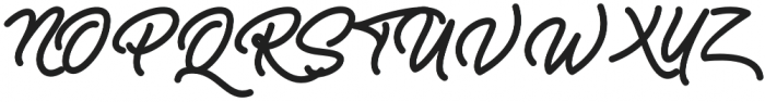 SENELLA otf (400) Font UPPERCASE