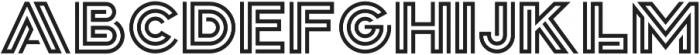 SENTAGRAM otf (400) Font UPPERCASE