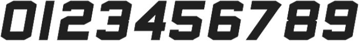 Sea Dog Bold Italic ttf (700) Font OTHER CHARS