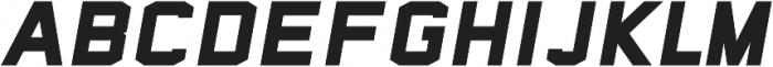 Sea Dog Bold Italic ttf (700) Font UPPERCASE