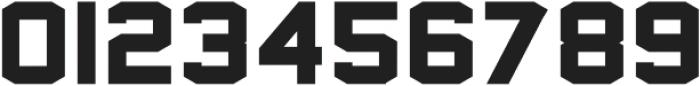 Sea Dog Bold Stencil ttf (700) Font OTHER CHARS