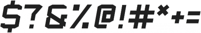 Sea Dog Italic ttf (400) Font OTHER CHARS