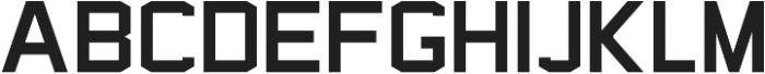 Sea Dog Regular ttf (400) Font LOWERCASE