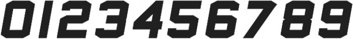 Sea Dog Swift Bold Italic otf (700) Font OTHER CHARS