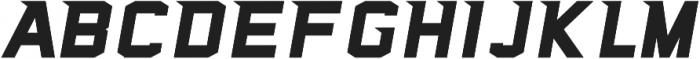 Sea Dog Swift Bold Italic ttf (700) Font LOWERCASE