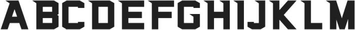 Sea Dog Swift Bold otf (700) Font LOWERCASE