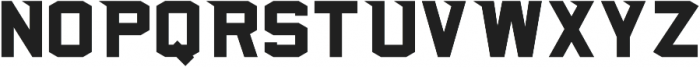Sea Dog Swift Bold ttf (700) Font UPPERCASE
