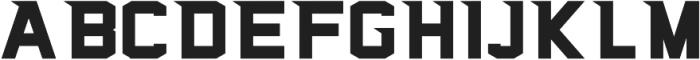 Sea Dog Swift Bold ttf (700) Font LOWERCASE