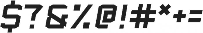 Sea Dog Swift Italic ttf (400) Font OTHER CHARS