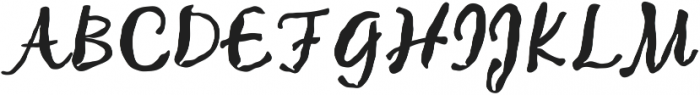 Sea Script Simple ttf (400) Font UPPERCASE